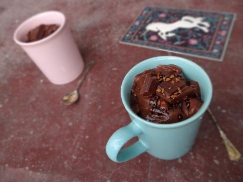 Ultimate Vegan Hot Chocolate / Најдобриот рецепт за посно топло чоколадо