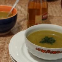 Broccoli and Ginger Potage / Потаж од брокула и ѓумбир
