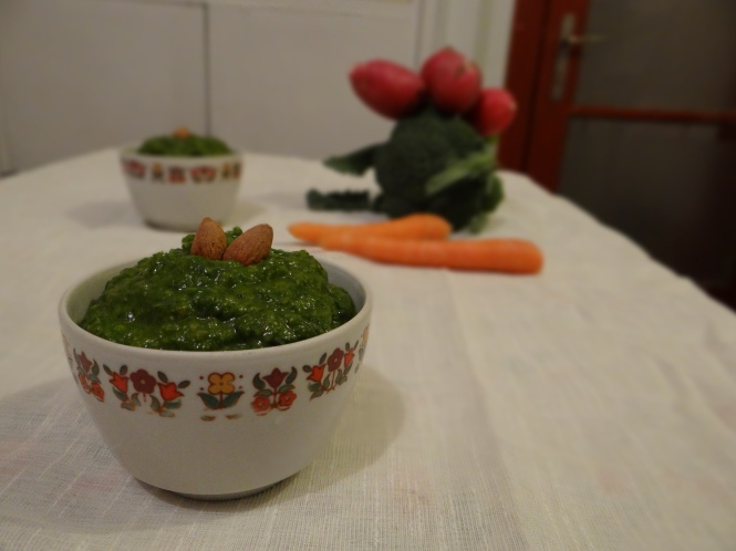 Keerai Masiyal (Mashed Spinach) / Пире од спанаќ
