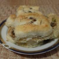 Twisted Veggie Pies / Вртени питички со зеленчук
