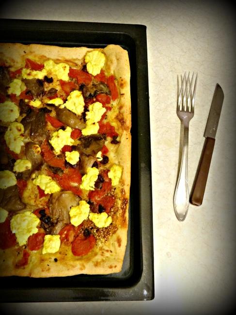 Pizza Colorata / Разнобојна пица