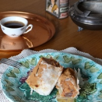 Apple and Date Strudel / Штрудла со урми и јаболка