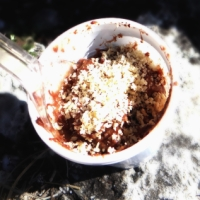 Millet Chocolate Pudding / Чоколаден пудинг од просо