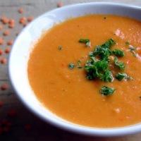 Red Lentil Soup / Супа од црвена леќа