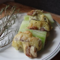 Breaded Oyster Mushrooms / Посна панирана буковка