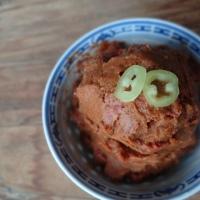 Sundried Tomato and Avocado Dip / Намаз од авокадо и суви домати