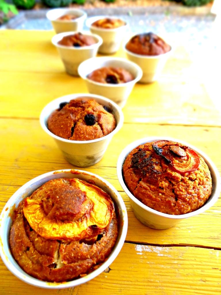 Fruity Muffins / Овошни мафини