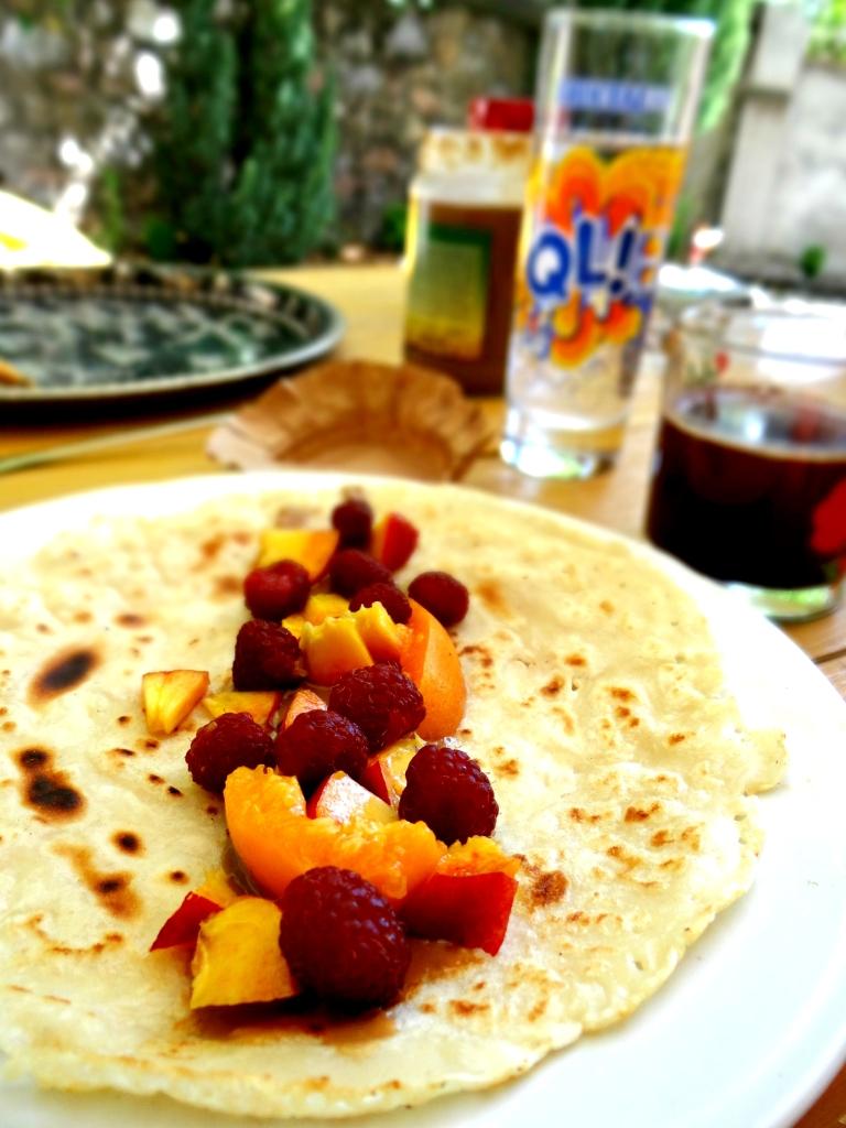 Vegan Pancakes / Вегански палачинки