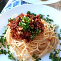 Spaghetti Bolognese / Шпагети болоњезе